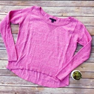 American Eagle | Pink Crew Neck Sweater